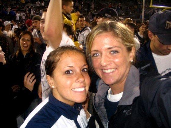 2007: UConn! Go Huskies :)