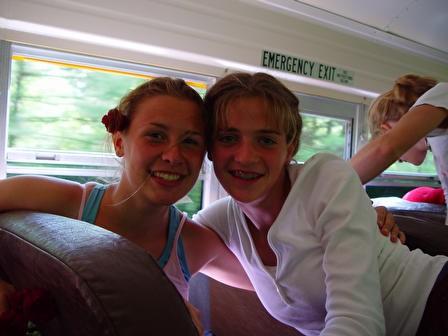 2002: Freshman year of high school - Awkwardly skinny and BANGS