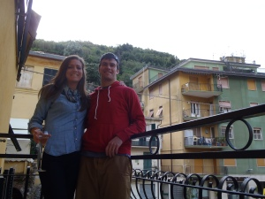 #coupleshot in Monterosso